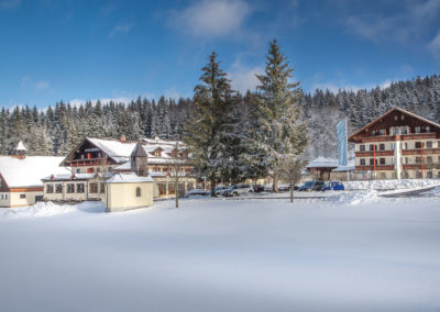 Böhmhof Winter