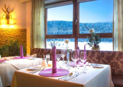 Restaurant Winter 2