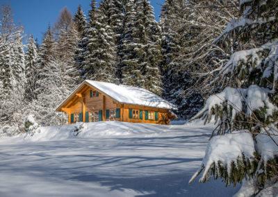 Waldhaus Winter 2
